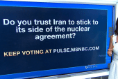 Your pulse: Do you trust Iran?