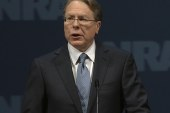 NRA convention ends with politically...