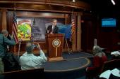 Christie leads Hillary; Coburn details waste