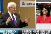 Will Gingrich leave the race?