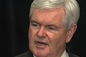 Gingrich's daughter discusses his exit...