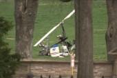 Capitol police investigating gyro landing