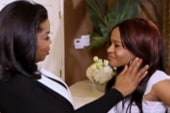 Whitney Houston's daughter opens up to Oprah