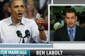 Obama Campaign reacts to Biden's remarks...