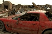 Oklahoma governor calls tornado aftermath...