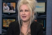 Cyndi Lauper helps fight LGBT youth...