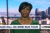 Black women thrown off Napa wine train