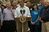 Obama talks about disaster aids and preps