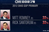 Can Romney take Ohio and Tennessee?