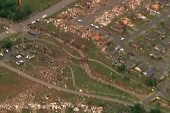 Oklahoma looks to rebuild after tornado