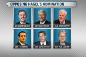 White House ramps up for Hagel...