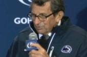 Death of Joe Paterno, did secrets go to...