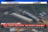 Positive train control as crash prevention?