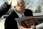 Sandusky speaks about charges