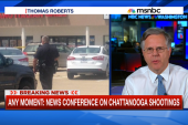 Gunman dead in Chattanooga shooting