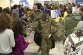 US veterans face return-to-workforce...