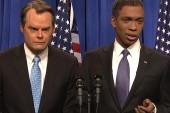 'SNL' mocks Obama, Boehner on fiscal cliff...