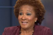 Comedian Wanda Sykes on LGBT platform at...