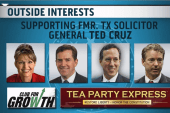 National politicians jump into Texas-sized...