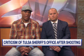 Police shooting victim's brother speaks out