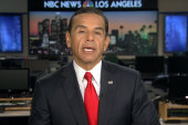 Villaraigosa on gun control: This is a...