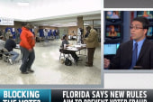 Do changes to Florida voting laws unfairly...