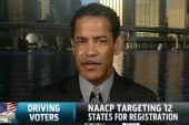 NAACP launches 'This is my vote'