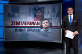 Zimmerman juror says race wasn't an issue