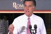 Romney on Obama: 'Talk is cheap'
