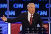 Ron Paul gets best laughs at CNN debate