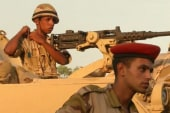 Egyptian soldiers open fire on pro-Morsi...