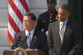 Dems echo calls for Shinseki's resignation