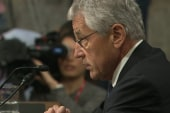 Hagel gets one step closer to confirmation