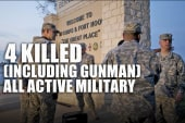 Fort Hood hit by deadly shooting