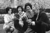 President Johnson's family on his legacy