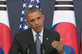 Ukraine woes overshadow Obama's Asia trip