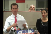 Weiner caught in another scandal