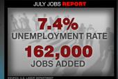 New jobs report brings mixed news