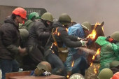 First Read: Crisis in Kiev