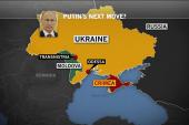 Putin: No 'Russian units' in eastern Ukraine
