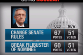 How close are Senate Democrats to pushing...