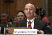 Homeland Security nominee denies wrongdoing