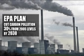 New EPA plan targets coal-fired power plants