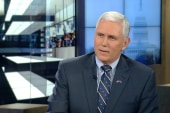 Mike Pence: 'I support traditional marriage'