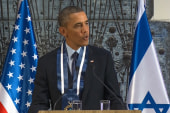 Obama tours cultural sites in Israel, West...