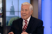 Former Sen. Lugar on Russia: 'It's...