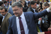 'Chocolate King' elected president in Ukraine