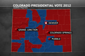 Colorado's transition from red to blue state