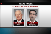 A heated Republican contest in Texas