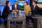 Political panel: Fiscal cliff